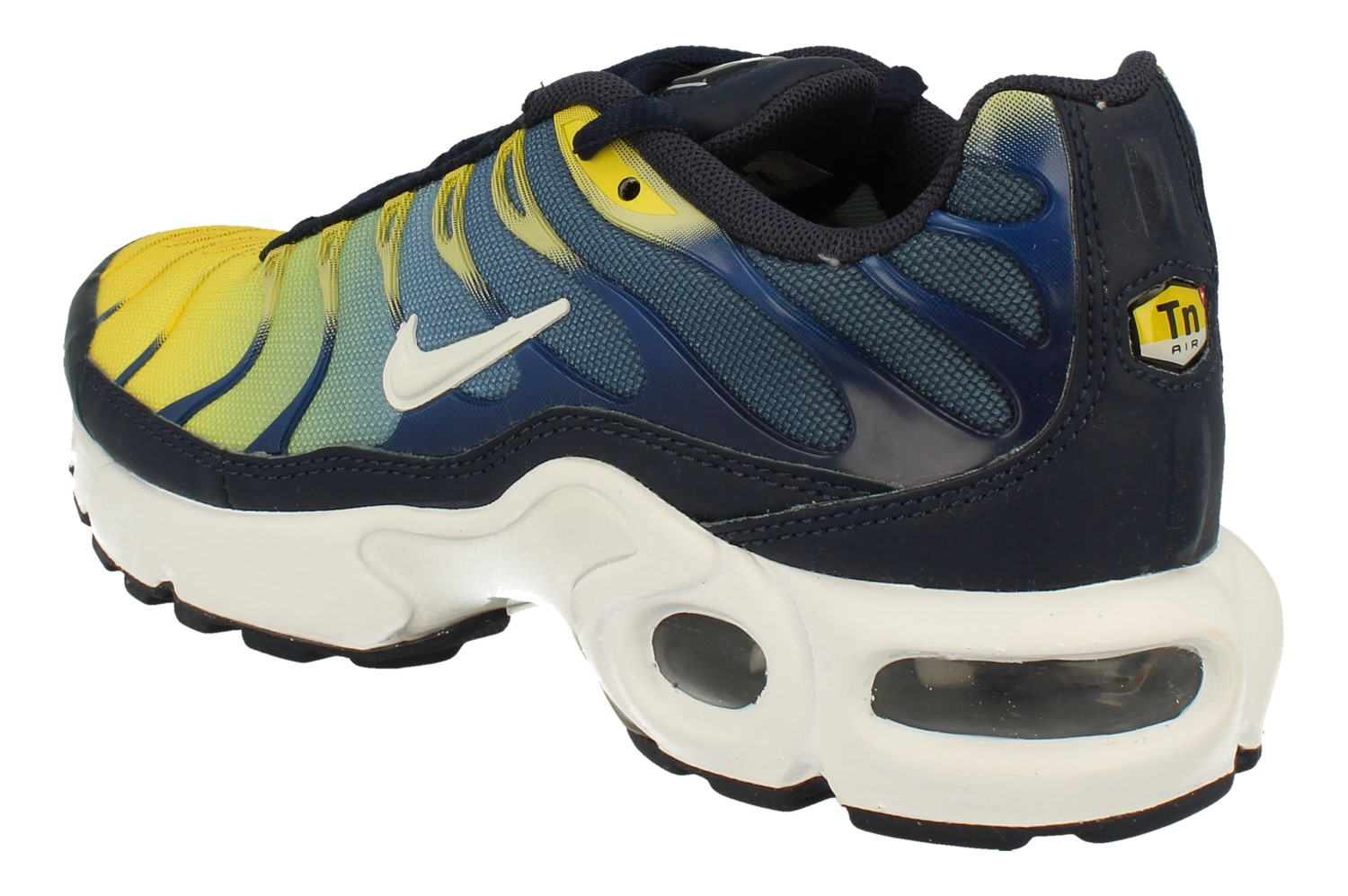 new arrivals d3f8b e714f Nike Air Max Plus GS Tn Tuned 1 Trainers 655020 Sneakers Shoes 420